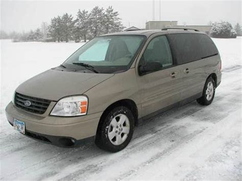 Ford Freestar 2005 by 2005 Ford Freestar For Sale In Chisholm Mn