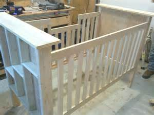 Diy Baby Cribs Crib Plans White Free Pdf Woodworking