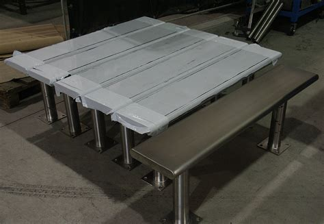 clean room benches stainless steel benches ability fabricators inc