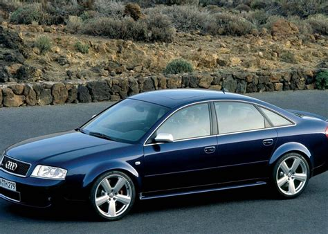 Audi S6 C5 by Audi S6 Car Technical Data Car Specifications Vehicle