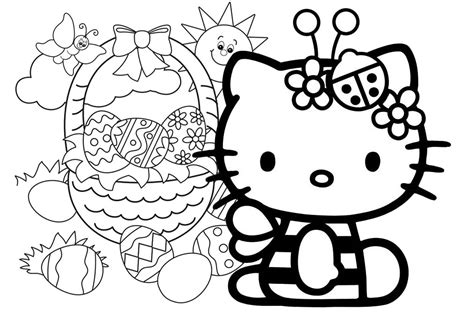 coloring pages hello easter hello easter coloring pages to and print