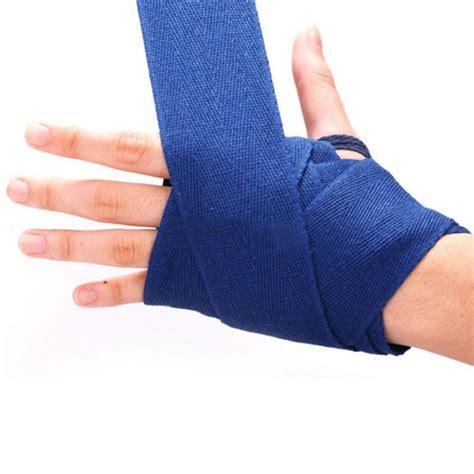 Best Seller Handwrap Wrap Tinju Boxing Mma Muay Thai 2 5 Meter Ka 1 pair 2 5mboxing handwraps boxing bandage mma wrist protect handwraps punching