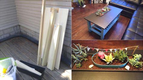 Costruire Un Tavolino Da Salotto by Come Costruire Un Originale Tavolino Da Salotto Un