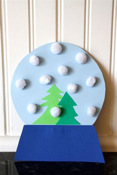 easy winter crafts 1000 ideas about winter preschool crafts on