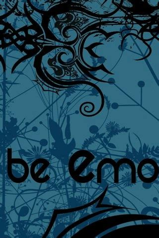 wallpapers for iphone emo be emo iphone wallpaper and ipod touch wallpaper