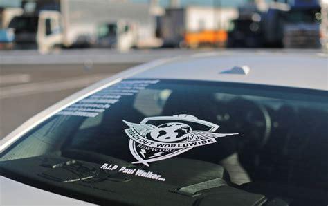 Cutting Sticker Kaligrafi Kaca Belakang Mobil06 sticker untuk kaca belakang mobil kamos sticker