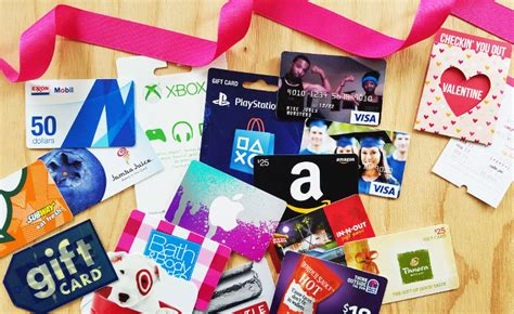 top valentine gift cards for teens in 2018 gift card girlfriend - Best Gift Cards For Teens