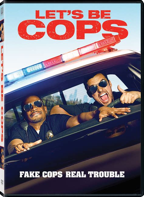 Let's Be Cops DVD Release Date November 11, 2014