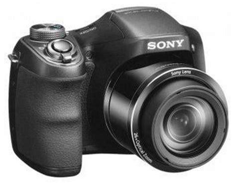 Kamera Sony H200 harga dan spesifikasi kamera sony cyber dsc h200 20