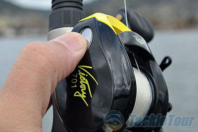 Reel Baitcasting Maguro Victory 101sh wright mcgill skeet reese victory baitcaster fishing reel review