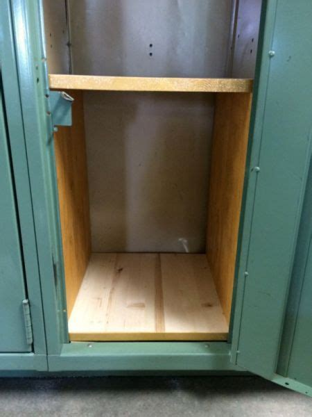 25 best locker shelves ideas on small lockers