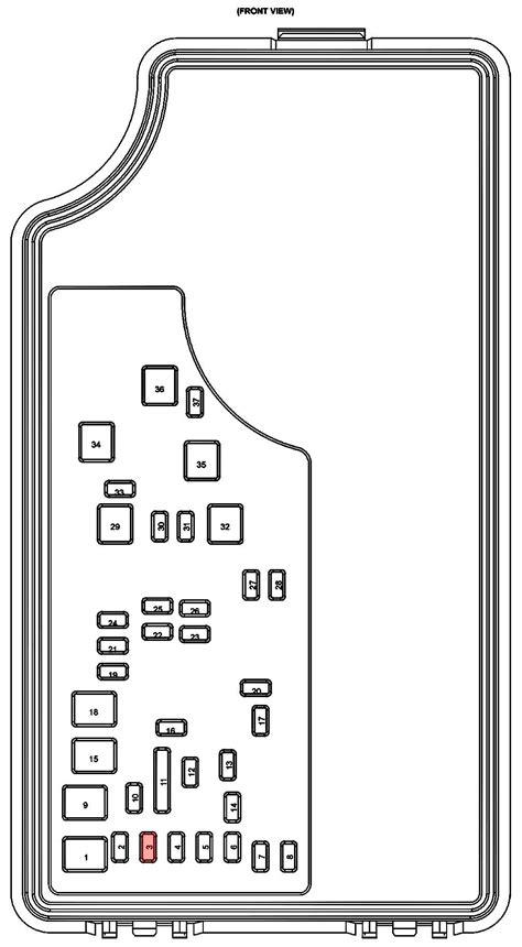 2006 pt cruiser fuse diagram chevrolet monte carlo 3 8 2004 auto images specification