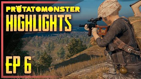 pubg highlights pubg highlights 6 best plays and unbelievable moments