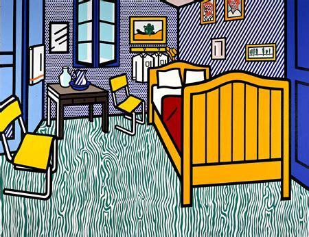 roy lichtenstein bedroom 14 best van goghs room images on pinterest alphabet art art classroom and art ideas