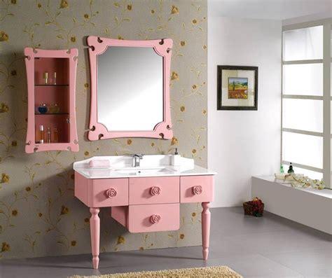 pink bathroom mirror 12 framed bathroom mirrors designs and ideas