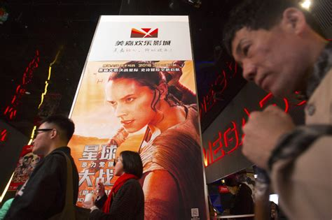 china uk film record breaking star wars movie opens in china daily