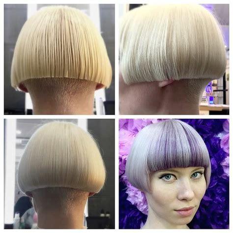 dominatrix bangs hair 57 best micro bob images on pinterest fringes bob hairs