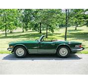 1976 Triumph TR6  1 Owner From NEW 80K Orig Miles
