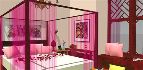 red and pink bedroom red romantic bedrooms and red white and pink bedroom