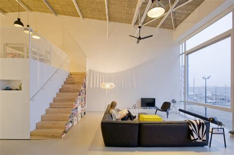 home inside loft conversion in amsterdam groups small houses inside a