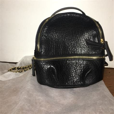 Zara Convertible Backpack Original 24 zara handbags black zara convertible backpack purse from s closet on poshmark