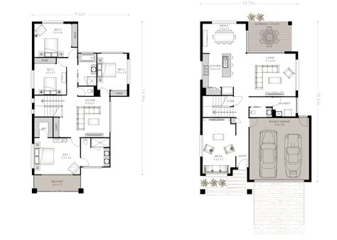 Elara 4 Bedroom Floor Plan Elara Las Vegas 4 Bedroom Floor Plans Garden