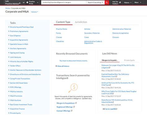 Lexisnexis Search Lexisnexis Announces Lexis Practice Advisor Transactional