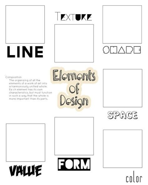 design elements vcd 25 best ideas about elements of design on pinterest art