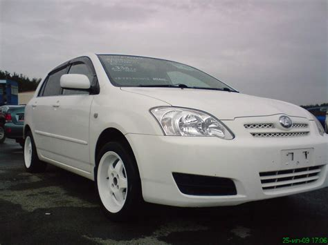 Toyota Allex 2007 2004 Toyota Allex Pictures 1 5l Gasoline Ff Automatic