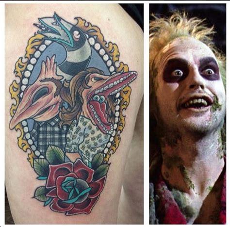 last angels tattoo 1000 ideas about beetlejuice on