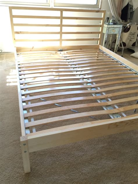 ikea bed slats hack ikea headboard hack youthfulnest