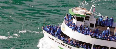 niagara falls boat tour ticket maid of the mist boat tour tickets niagara falls state