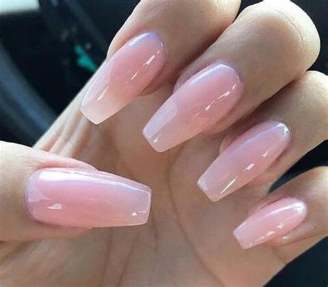 light colored nails 25 best ideas about light pink nails on light