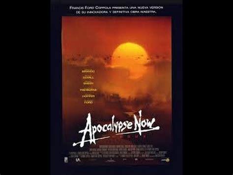 Rã Sumã Du Apocalypse Now Analyse Du Apocalypse Now 1979