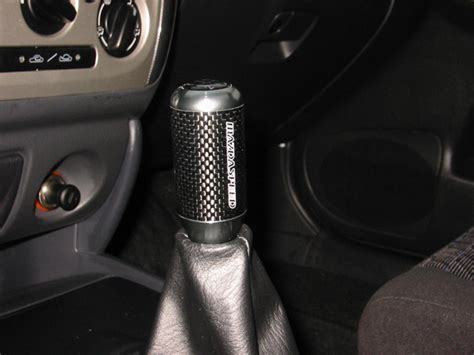 Mazda Protege Shift Knob by Fitment Mazdaspeed Protege Shiftknob To Fc Stock Or