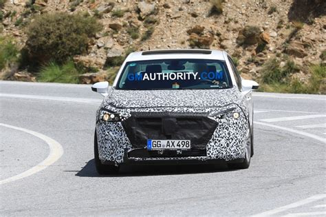 2020 Buick Lacrosse Refresh by Buick Lacrosse Refresh Spied Testing In Europe Gm Authority