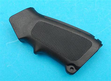 Gp Heat Sink Grip End For M16 Series Airsoft Aeg g p m4 grip with heat sink end set black
