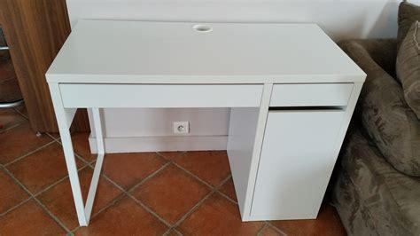 micke bureau ikea bureau micke blanc