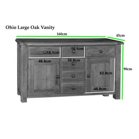 rustic bathroom vanity units ohio large rustic oak bathroom vanity unit click oak