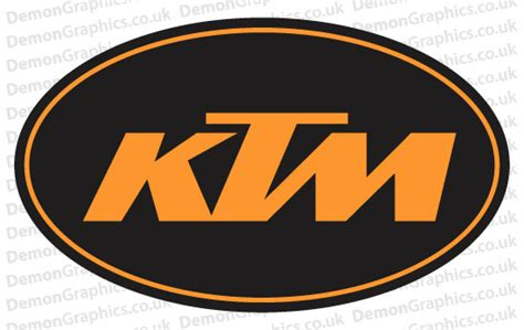 Ktm Bike Stickers Ktm Car Graphics By Graphics Makers Of High