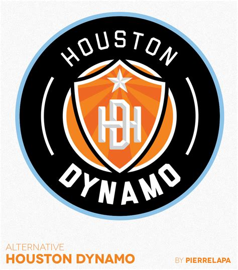 Houston Dynamo Logo houston dynamo logo png transparent houston dynamo logo