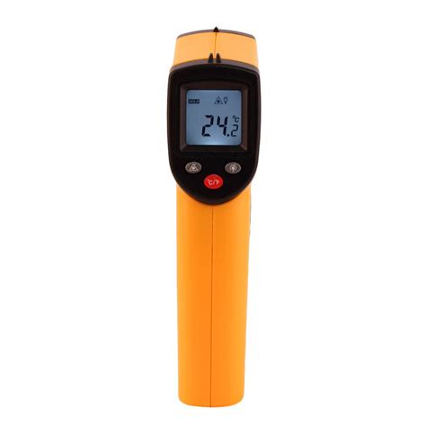 Thermometer Gun thermometer gun non contact lcd ir laser infrared digital
