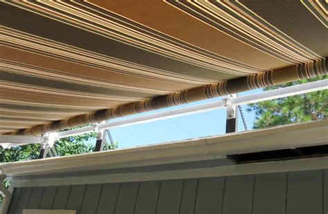 installing a retractable awning retractable awning residential gallery