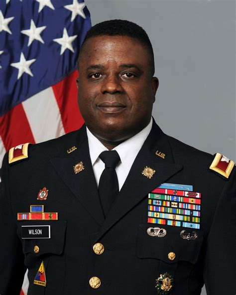 Wilson Army east side citadel grad rises in rank to an army general charleston sc postandcourier