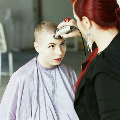 punishment head shave 10 images about buzz and shave hair on pinterest beauty