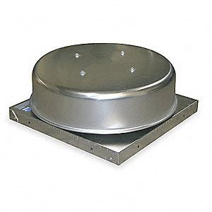 grainger roof exhaust fans dayton gravity roof vent 34 in sq base 2rb73 2rb73
