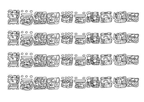 imagenes de mayas para colorear dibujo para colorear im 225 genes mayas img 28128