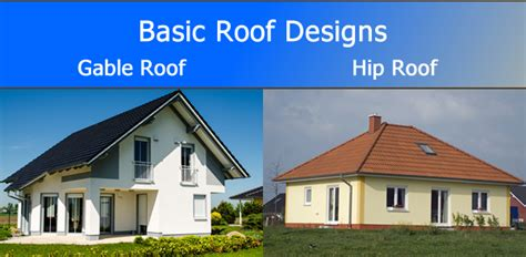 Hip Roof And Gable Roof Difference Between Gable Roof And Hip Roof