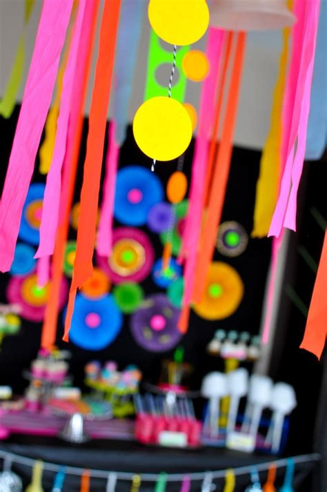 Glow In The 01 bebe lufa lufa quot festa tema neon