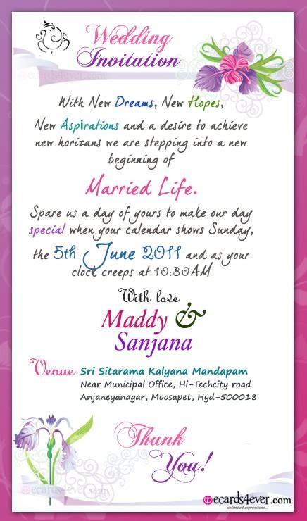 Invitation Letter For Indian Wedding Wedding Invitation Cards Indian Wedding Cards Wedding